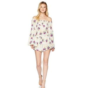 Rip Curl Pants - Rip Curl | NWT Off The Shoulder Long Sleeve Romper